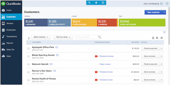 QuickBooks Online Update: Top Five Major Features (and One TBA