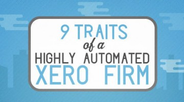 Traits highly automated Xero firm