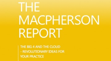 Macpherson Report MR1504 Big Four and the Cloud