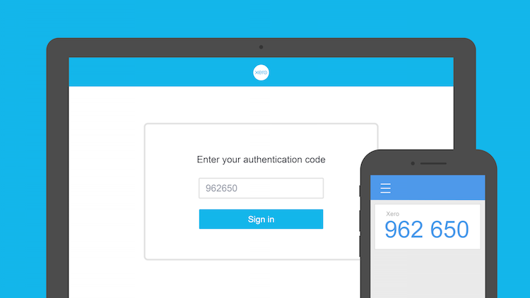 GoogleAuthenticatorXero