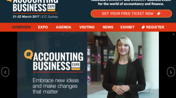 What to see at Accounting Business Expo 2017 – for Leaders