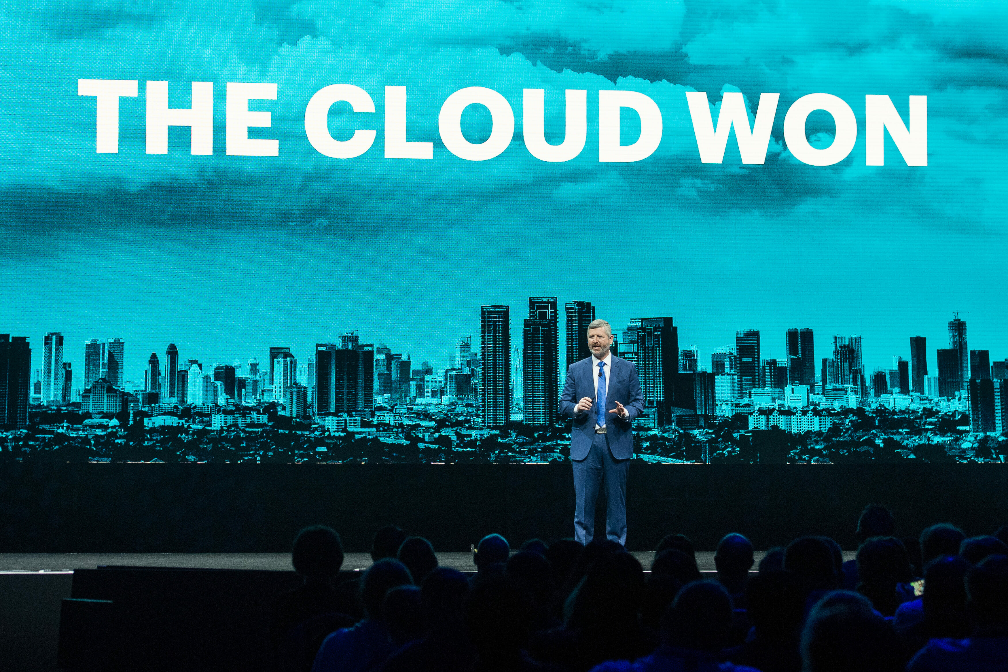 SuiteWorld 17 Cloud won