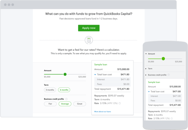 QuickBooks Capital