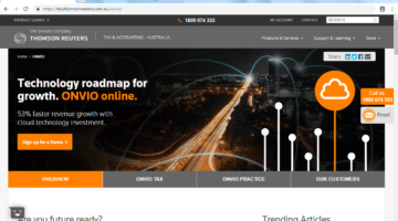 Behind Thomson Reuters' Global Plan for Practice Software Powered by Content