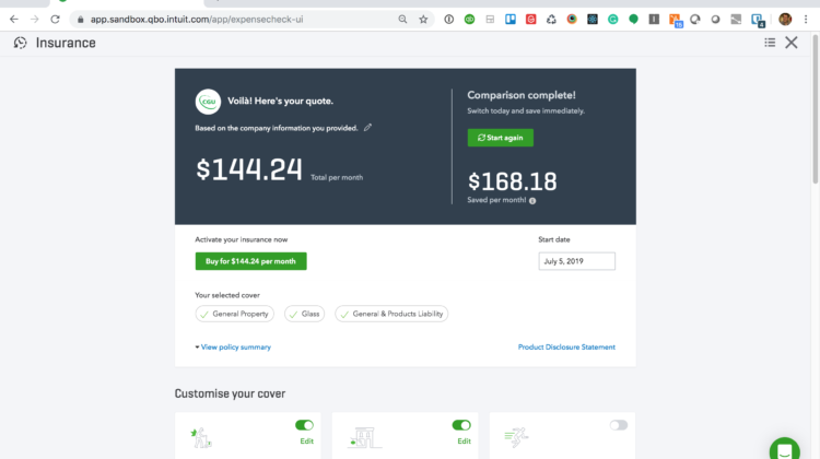 QuickBooks Online Adds Auto-Updating Insurance for Australian Users (w/ Interview)